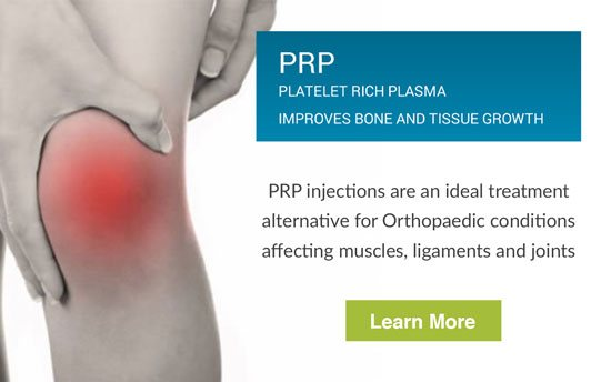 Platelet Rich Plasma PRP Injections