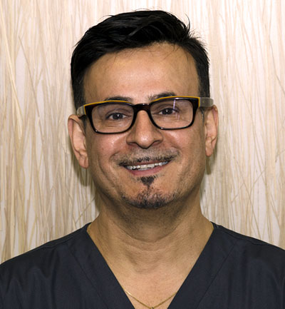 The Sandford Owner Hussein Shaffie Implant Surgeon